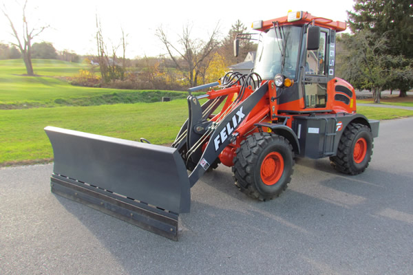 Snow Plow Attachment